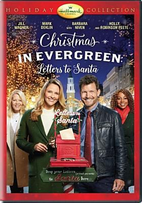 Christmas in Evergreen: Letters to Santa image cover