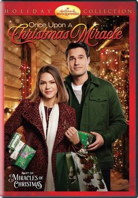 Once Upon a Christmas Miracle image cover
