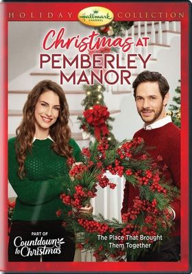 Christmas at Pemberley Manor image cover