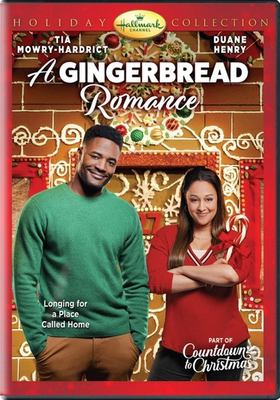 A Gingerbread Romance image cover