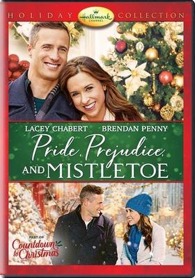 Pride, Prejudice, and Mistletoe image cover