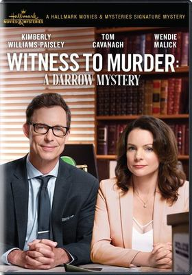 Witness to murder a Darrow mystery image cover