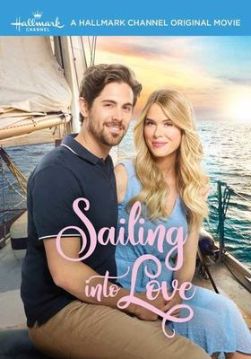 Sailing into Love image cover