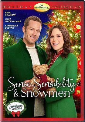 Sense, Sensibility, & Snowmen image cover