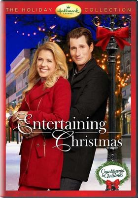 Entertaining Christmas image cover