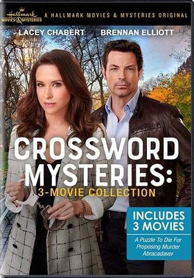 Crossword Mysteries 3-Movie Collection image cover