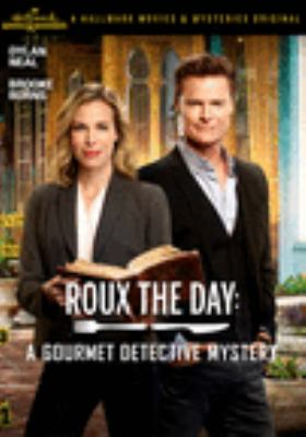 Roux the day a Gourmet Detective mystery image cover
