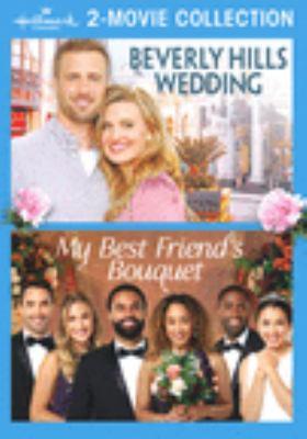 Beverly Hills wedding My best friend's bouquet image cover