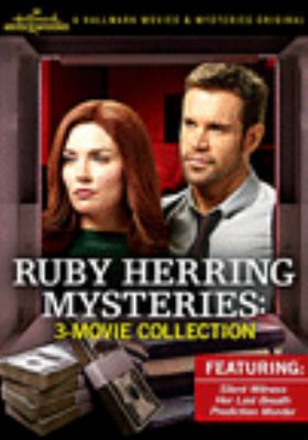 Ruby Herring mysteries 3-movie collection image cover