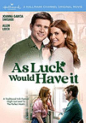 As luck would have it image cover