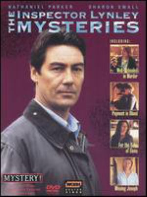 The Inspector Lynley Mysteries cover