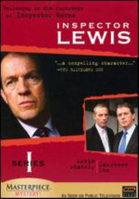Inspector Lewis image cover