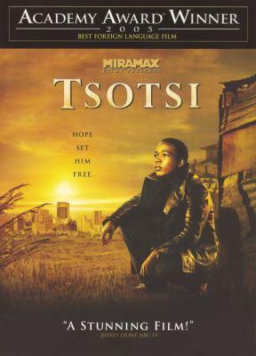 2005:  Tsotsi image cover