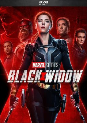 Black Widow image cover