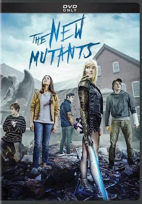 The New Mutants image cover