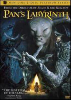 Pan's Labyrinth image cover