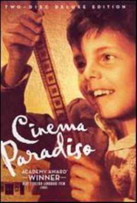 1989:  Cinema Paradiso image cover