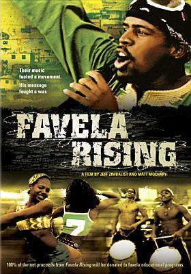 Favela Rising image cover