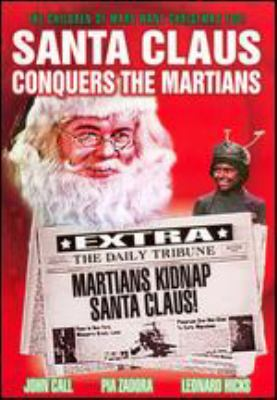 Santa Claus Conquers the Martians image cover