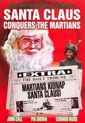 Santa Claus Conquers the Martians image cover