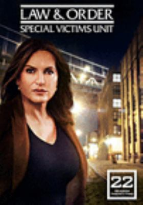 Law & order: Special Victims Unit. Season twenty-two image cover