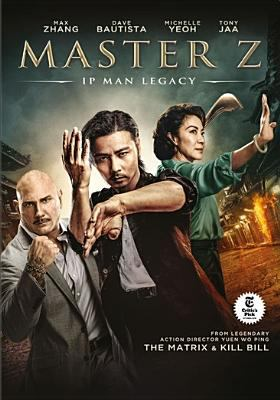 Master Z. IP Man Legacy image cover