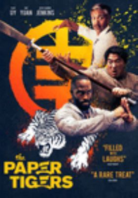 The paper tigers image cover