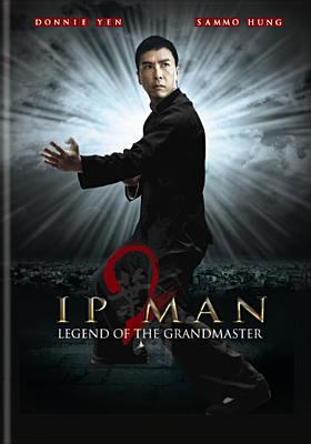 Ip Man 2: Legend of the Grandmaster image cover