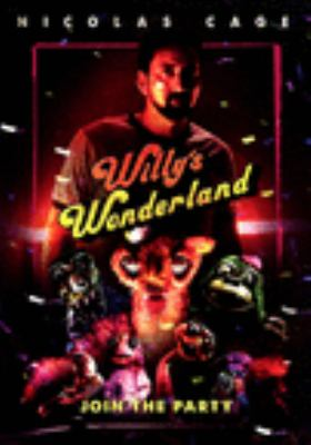 Willy's Wonderland image cover