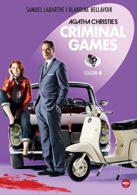 Agatha Christie's Criminal Games. Season 4 image cover