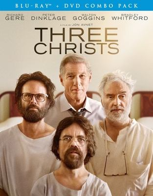 Three Christs image cover