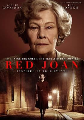 Red Joan image cover