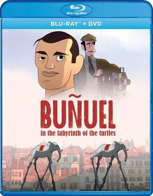 Buñuel in the labyrinth of the turtles image cover
