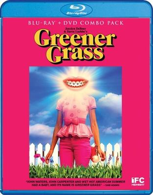 Greener Grass image cover