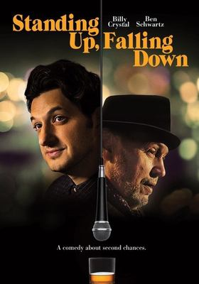 Standing Up, Falling Down image cover