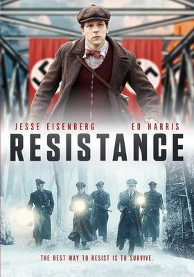 Resistance image cover