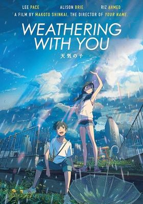 Weathering With You image cover