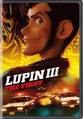 Lupin III. The First image cover