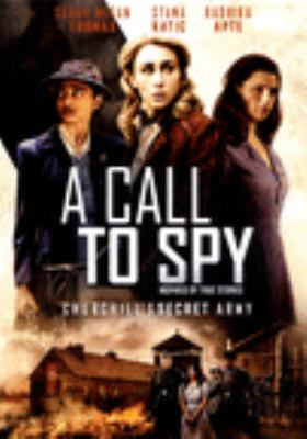 A call to spy image cover