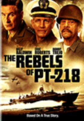 The rebels of PT-218 image cover