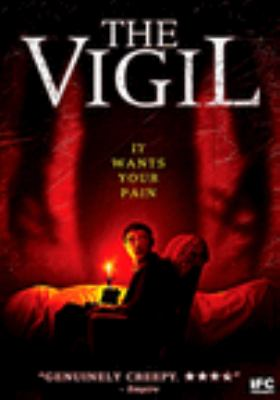 The vigil image cover