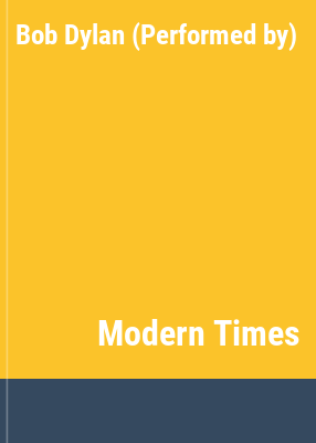 2006: Modern Times cover
