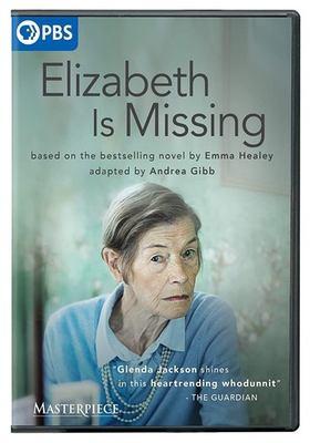 Elizabeth is Missing image cover