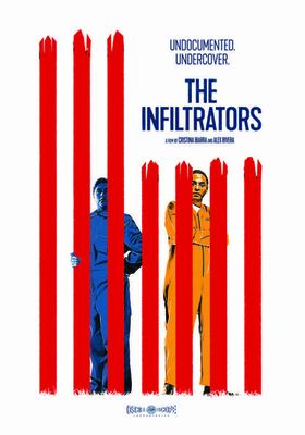 The Infiltrators image cover