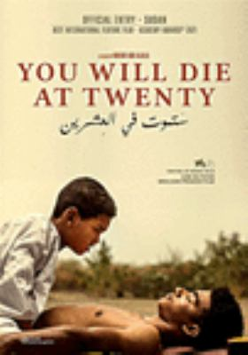 You will die at twenty image cover