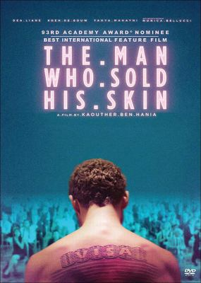 The man who sold his skin image cover