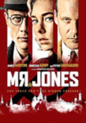 Mr. Jones image cover