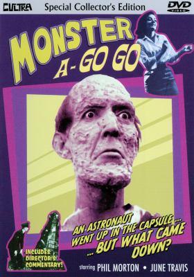 Monster A-Go Go! image cover