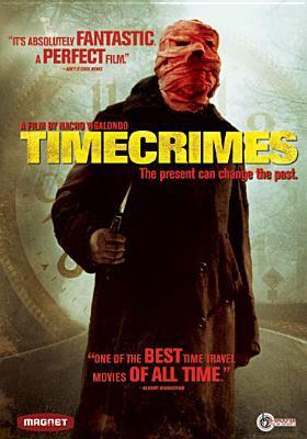 Los Cronocrimenes = Timecrimes (Spanish) image cover