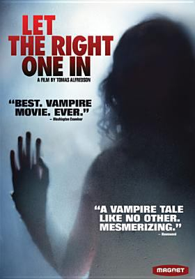 L�t den r�tte komma in (Let the Right One In) image cover